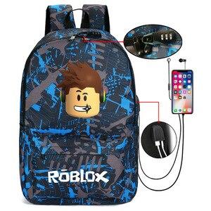 Thunder Backpack USB Anti-thef