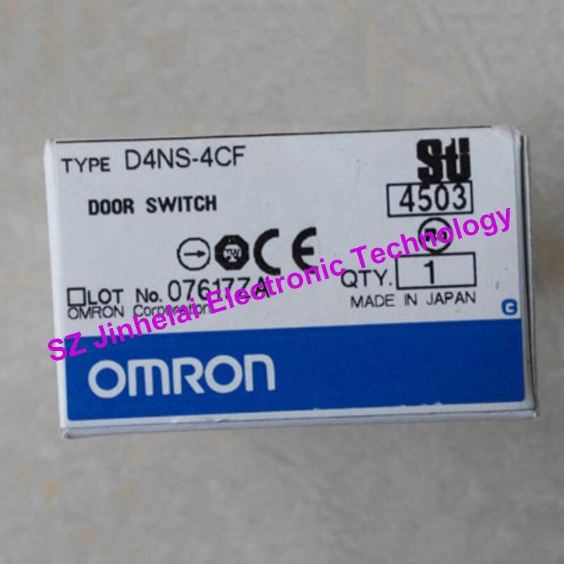 Nouveau et original D4NS-4CF interrupteur de porte OMRON interrupteur de serrure de porte de sécurité