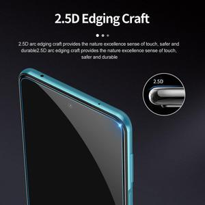 Image 3 - Nillkin for Xiaomi Redmi Note 9S 9 Pro Max 8T 8 7 Pro Poco X3 NFC Mi 10T Pro 10 Lite 9 9T Pro A3 Tempered Glass Screen Protector