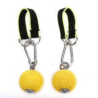 72mm Pull Up Balls Cannonball Grips for Finger Trainer Grip Strength Training Arm Muscles Barbells Gym Hand Grip Ball Exerciser