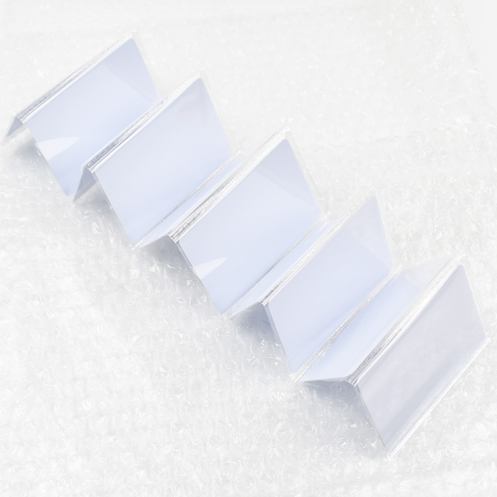 10 pces uid mutável bloco 0 regravável para 1k s50 13.56mhz tamanho do cartão de crédito chinês magia backdoor comandos