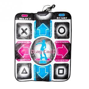 Image 4 - Video Arcade baile tapetes para videojuegos antideslizante paso de baile pastillas para PC USB tapete para baile