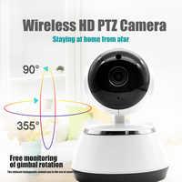 Cámara IP de seguridad inalámbrica para el hogar 1080p, p2p, WiFi, Audio, grabación de vigilancia, Monitor de bebé, HD, Mini cámara CCTV, V380 PRO