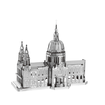 Architecture 3D Metal Puzzles World  28