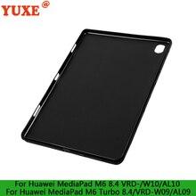 Tablet Case Huawei Mediapad Anti-Drop-Cover VRD-W09 Silicon for M6 Turbo Vrd-w09/Al09/Scm-w10/..