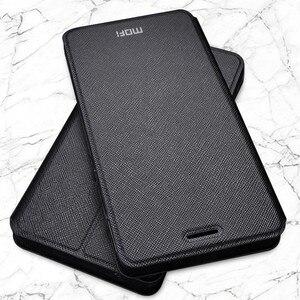 Image 4 - For Xiaomi mi 9T Case For Xiaomi 9t pro Cover Flip Leather Original Mofi for xiaomi 9t case silicone back mi 9t pro funda 6.39