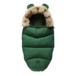Inverno del bambino sacco a pelo del bambino passeggino Più Caro Tenere In Caldo Impermeabile Antivento Caldo di Spessore Busta