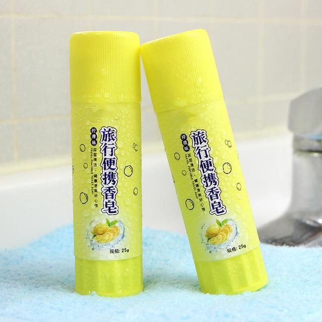 1pcs Travel Soap Paper Washing Hand Bath Clean Portable Soap Tablets Mini  Hand Washing Soap Sterilize Safty Soaps 4