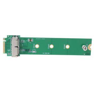 Для MacBook Air Pro 12 + 16 контактов SSD для M.2 Key M (NGFF) PCI-e адаптер конвертер карта для ПК Компьютерные аксессуары