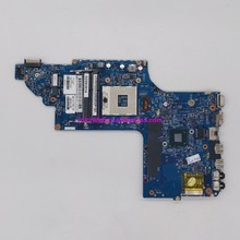 Echte 682177 501 682177 001 682177 601 UMA UM77 Laptop Motherboard Mainboard für HP DV6 7000 DV6T 7200 DV6T 7300 noteBook PC