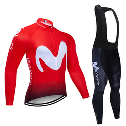 2019 M TEAM CYCLING JERSEY 20D bike pants set Ropa Ciclismo MENS Winter thermal fleece pro BICYCLING jersey Maillot wear