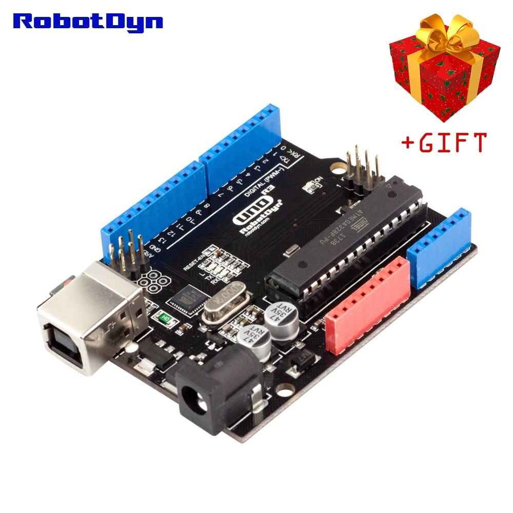 Classic uno r3 atmega16u2 + ATmega328P-PU (placa arduino compatível)