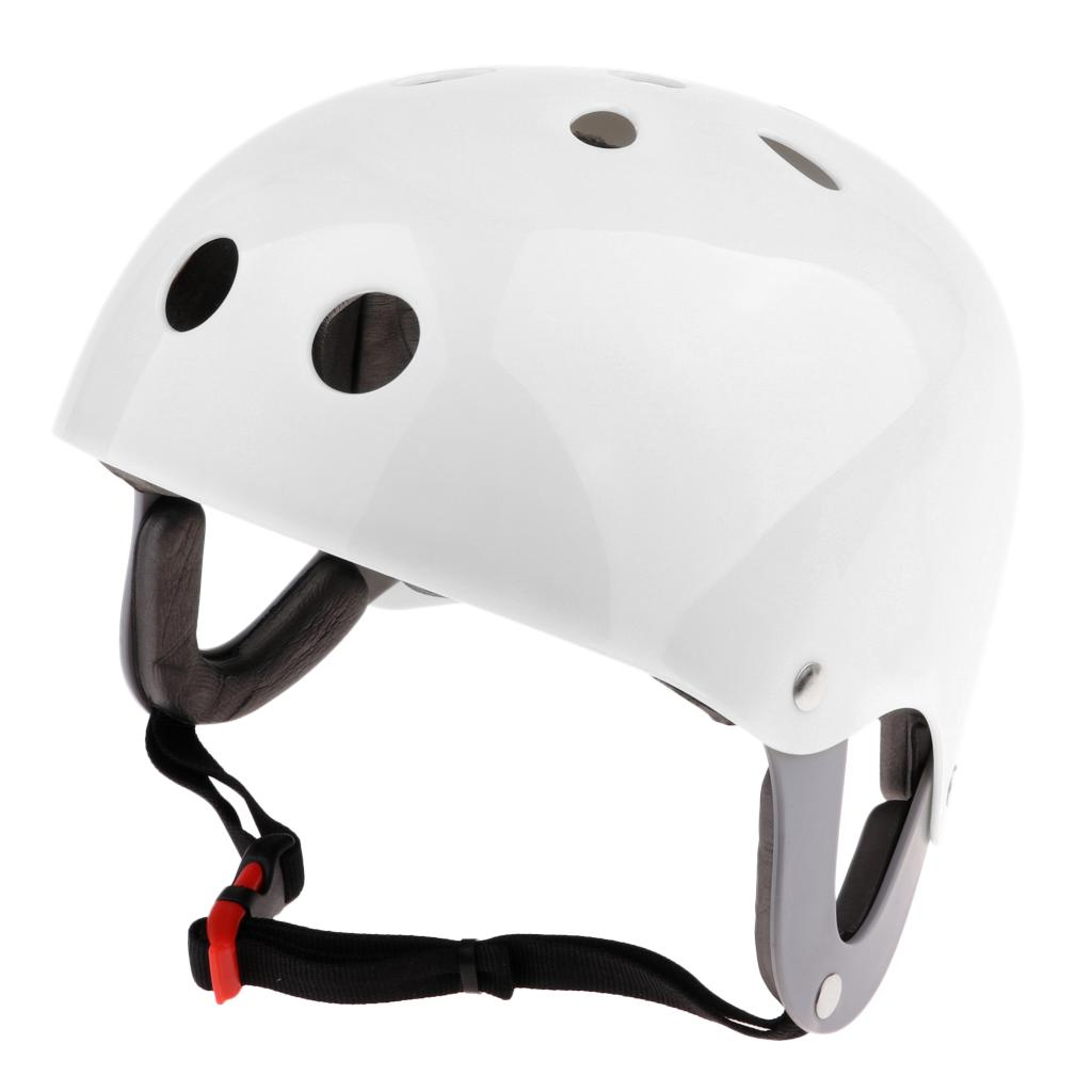 Kayaking Helmet For Water Sports And Outdoor Activities CE Unisex Multicolor Water Sports Safety Helmet
