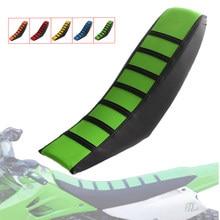 Housse de siège souple rayée pour moto, pour Yamaha TTR TW TY WR XG XT XTZ YFZ YZ 200 225 230 250 400 426 F R/X Z X TRICKER