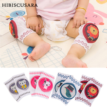 Baby knee Pads Summer Kids Netting Crawling Elbow Cushion Pad Toddler Boys Girls knee Protector Breathable Kneecap