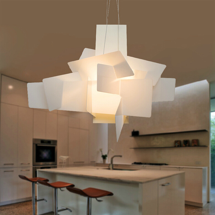 Modern Luminaria Lampen Industrieel Glass Ball  Living Room  LED  Pendant Lights Lustre Pendente