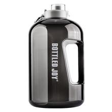 Gallon Water Bottle Large 138 oz, Leak-Proof, Wide Mouth, BP