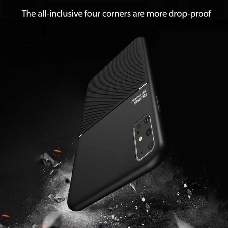 Manyetik kılıf Samsung A51 A71 kılıfı A10 A50 A70 A20 A30 darbeye dayanıklı kapak Samsung S8 S9 S10 artı s20 Ultra not 8 9 10 Pro