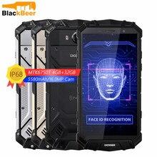 DOOGEE S60 Lite 5.2 インチのスマートフォン IP68 防水クアッドコア 4 ギガバイト 32 ギガバイトの Android 8.1 携帯電話 LTE 頑丈なタフ携帯電話の Nfc