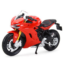 Maisto 1:18 Ducati Diavel Carbon 1199Panigale 1098S 748 848 Hypermotard Monster Supersport S Diecast Alloy Motorcycle Model Toy(China)