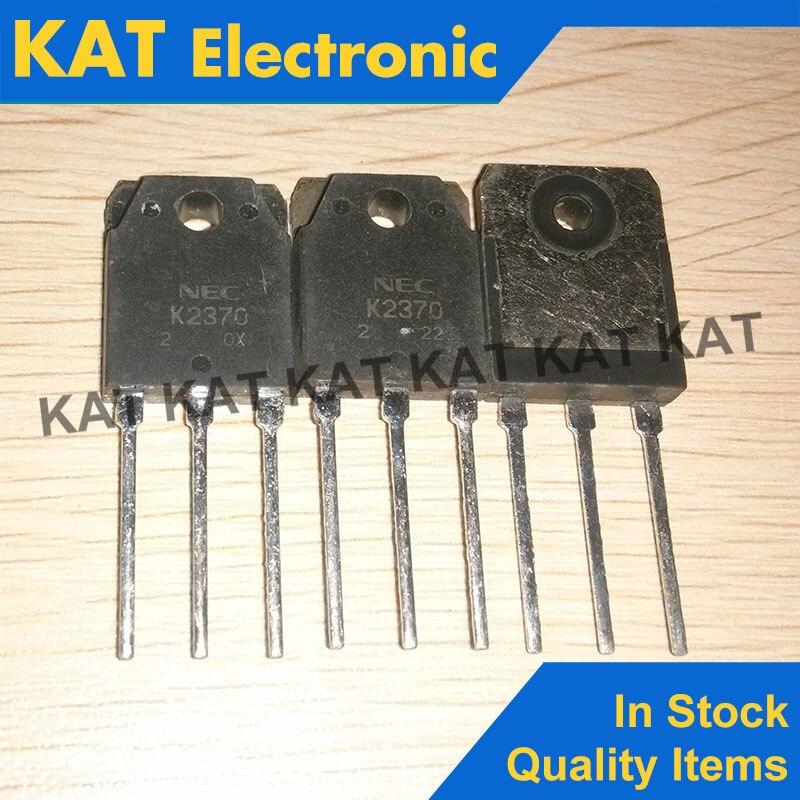 5PCS/Lot 2SK2370 K2370 500V 20A TO-3P
