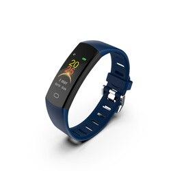 Bluetooth smart watch wodoodporna markowe monitor snu partner w zakresie zdrowia zegarek smart do fitnessu