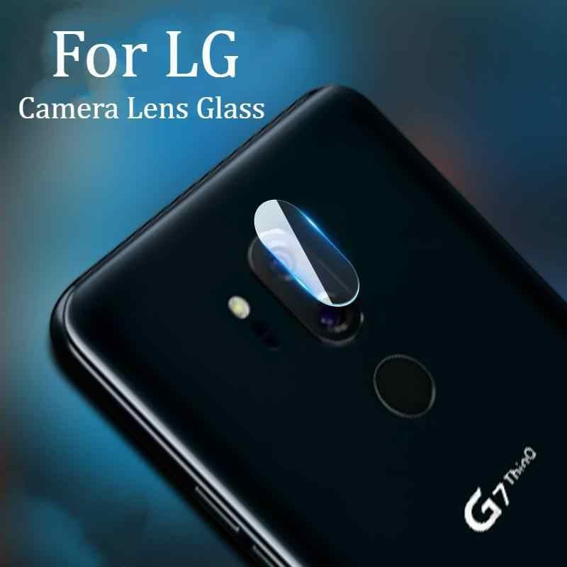 Lente Da Câmera traseira HD Película Protetora de Vidro Temperado Voltar Camera Lens Protector Capa Guarda Para LG G5 G6 G7 V10 v30 G8 K40 stylo5