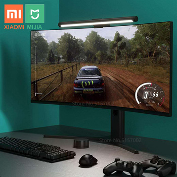 Xiaomi Mijia Screenbar LED Desk Lamp Foldable Eyes Protection Study Reading Light Bar Hanging Light Table Lamp For LCD Monitor