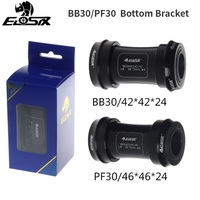 BB30 PF30 Hollowtech II Road Bike MTB Mountain BIKE Press Fit Type Bottom Bracket compatible Shimano crank/SRAM GXP
