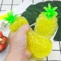 Zappeln Autismus Anti Stress Relief Spielzeug Schwammig Perle Dekompression Ananas Dekompression Spielzeug Druck Reliever 10ml антистресс