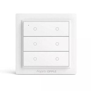 Image 4 - Internationale Versie Aqara Opple Draadloze Smart Switch Geen Bedrading Nodig Werk Met Smart Home App Apple Homekit Wandschakelaar