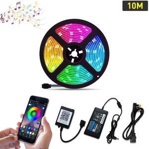 5050 RGB LED Strip Light Kit f