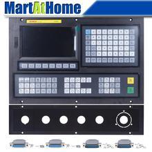 XC809D 3 ~ 6 Achse USB CNC Control System Controller Unterstützung FANUC G code Offline Fräsen Langweilig Tippen Bohren fütterung