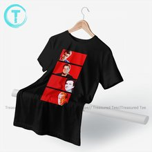 Soprano Tshirt Casual 100 Percent Cotton Short Sleeve T Shirt Printed Summer T-Shirt Mens Plus size
