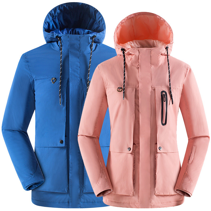 Winter Ski Jacket Women Men Warm Snow Ski Jacket Waterproof Windproof Skiing Snowboard Jacket Outdoor Trekking Hiking Jackets