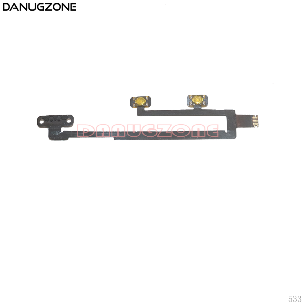 Power Button Switch Volume Button Mute On / Off Flex Cable For IPad 6 2018 9.7