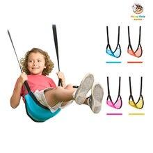 Комплект детских качелей happymats регулируемые по высоте веревки