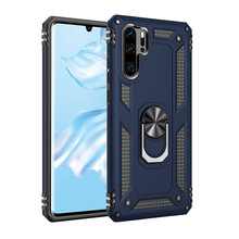 Armor Shockproof Case For Huawei P20 Lite P30 Lite Luxury Back Cover For Huawei P Smart 2019 Mate 20 Pro Y5 Y6 Y7 Y9 2019 Fundas(China)