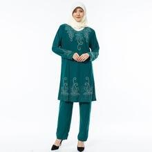 Комплекты для мусульман в арабском стиле; Женская одежда исламском