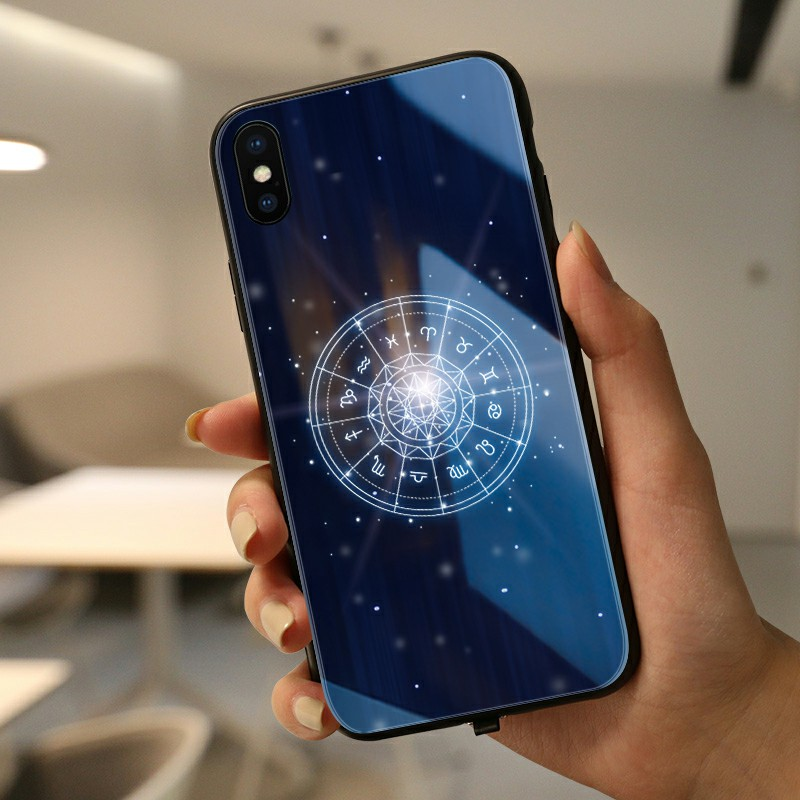 STAR case mofi case for iphone huawei LED case dropshipping