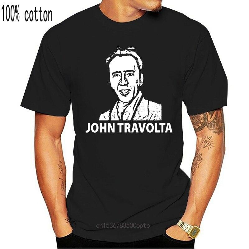 Camiseta para hombre de película 'Face Off' de Hollywood, Actor, Romeo, Cage
