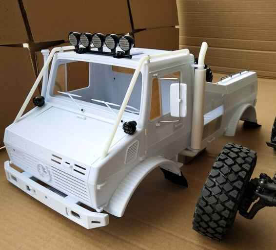1/10 RC Rally Auto body Shell (324 MM) voor Jraxxas T4 TRX4 Defender D110 SCX10 II RC Axiale Ax90046 TF2 Crawler body