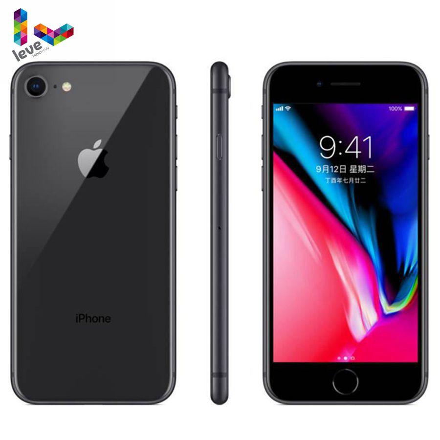 Фото. Apple iPhone 8 4,7 дюйм 4G LTE 2 Гб ОЗУ 64 Гб/256 Гб ПЗУ Беспроводная зарядка Hexa Core 12MP To