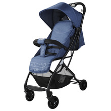 Baby Stroller Luxury Infant Stroller Luxury Newborn Foldable Anti-shock High Vie