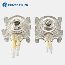 peristaltic pump head for NEMA23 stepper motor  стоимость