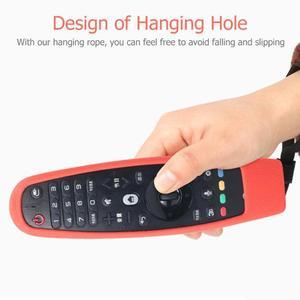 Image 4 - Funda de silicona blanda para mando a distancia LG Smart TV AN MR600 AN MR650A
