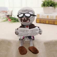 Toy Zombies Doll Plush-Toys Styles-Plants Stuffed Soft Kids Vs for Gifts 27 Baby