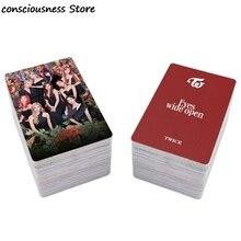 Lomo-Card Kpop Twice Gift Wide Fans Packaging Eyes Elegant Hd-Print