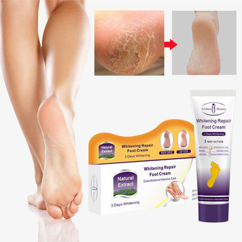 Foot Cream Anti-chapping Foot Crack Cream Dead Skin Remover Repair Moisturizing Whitening Exfoliating Anti-dry Feet Cream Care daralis foot spa foot scrub cream exfoliating foot peeling cream dead skin remove whitening smooth moisturizing feet cream 200g