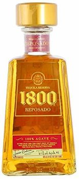 Tequila Reserva 1800 Añejo 70 cl.